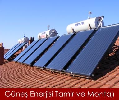 Ankara güneş enerjisi montajı